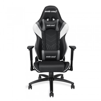 ANDA SEAT Gaming Chair Assassin Series - Black/White/Gray
