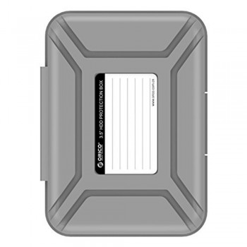 Orico PH2X 3.5'' 2 bay HDD Protection Box - Grey